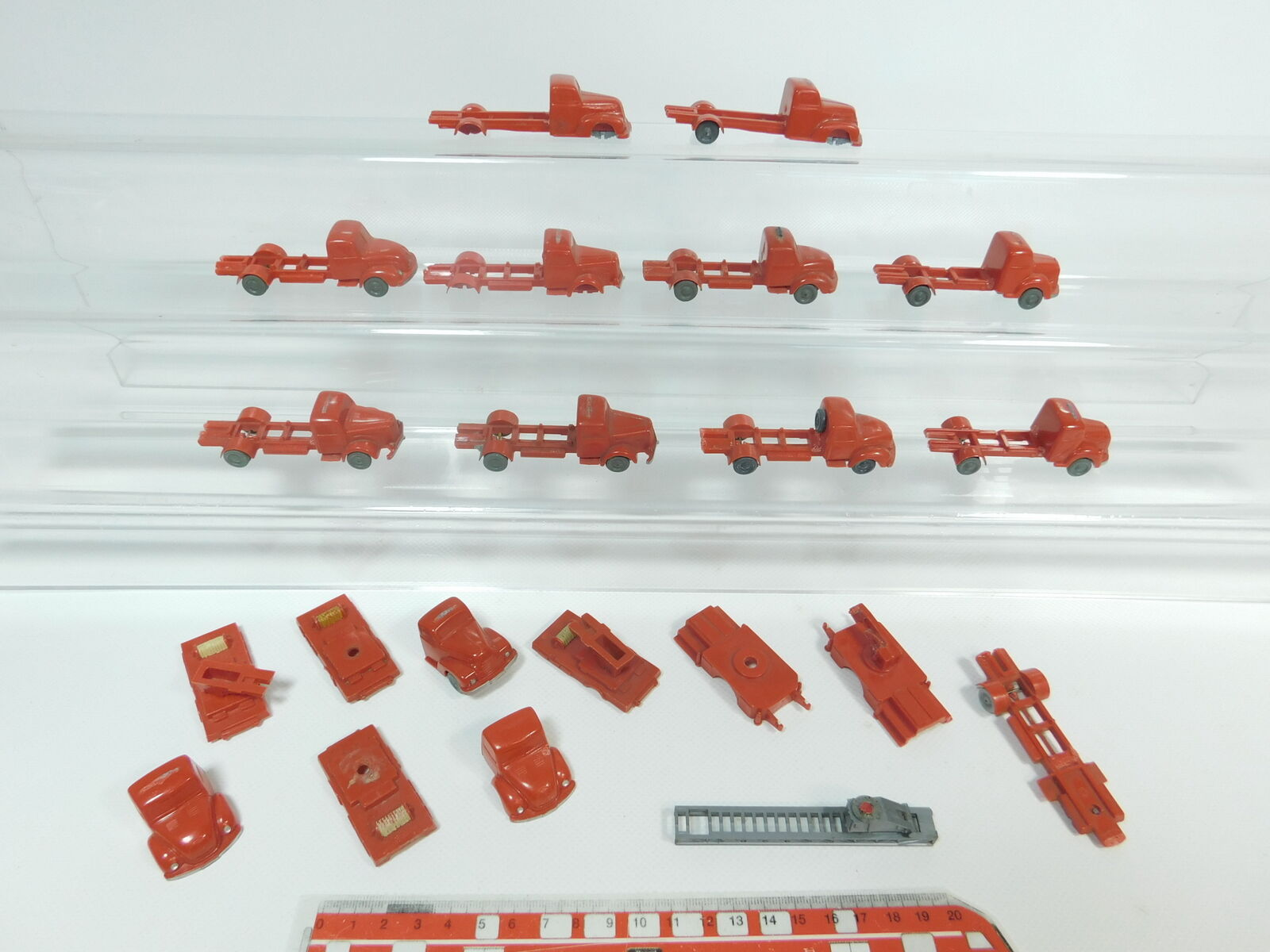 AW463-0,5  Wiking H0 1 87 Amateur-Part Pompier 620 etc Magirus,MB,Dodge etc