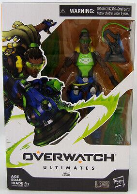 "Overwatch Ultimates Lucio 6/"" Action Figure Toy"