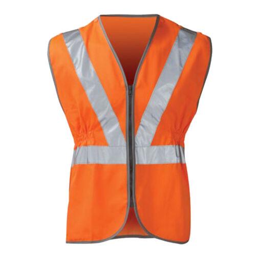 Reflective High Visibility Rail Spec GO//RT Vest Jacket  Mens Size