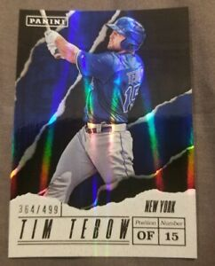 Details About 2017 Panini Fathers Day Tim Tebow Expansion Parallel Rookie Card D 364499