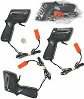 4pc Tomy Aurora Afx Ho Slot Car Short Lead Plug In Controller Unused Bulk Aw Too
