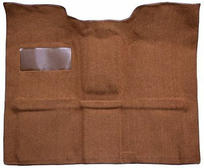 8835-Medium Beige Plush Cut Pile ACC Replacement Carpet Kit for 1988 to 1998 GMC Standard Cab Pickup Truck
