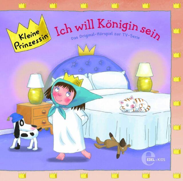 CD * DIE KLEINE PRINZESSIN - HSP 12 - ICH WILL KÖNIGIN SEIN  # NEU OVP &