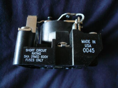 NTE Relay R04-5D30-24 SPDT 30A-24VDC Heavy Duty Open Frame RLY1323 New