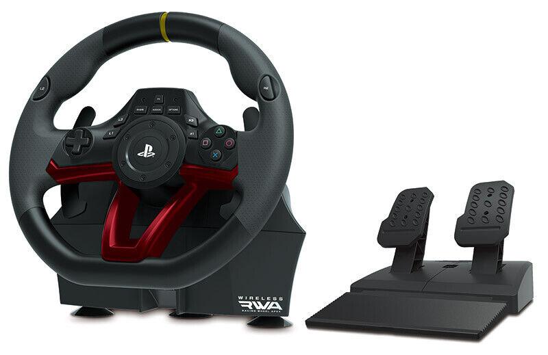 Hori Wireless Racing Wheel Apex - Wheel With Pedal 1036594 Hori