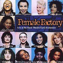 Female Factory von Various | CD | Zustand sehr gut