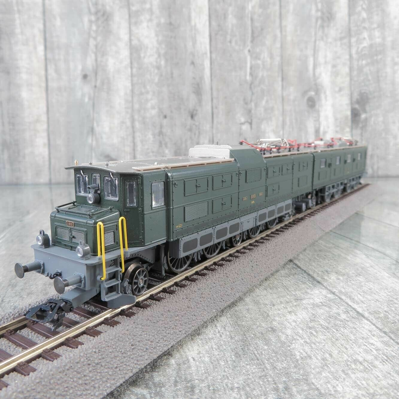 Märklin 37596 - H0 - E-Lok Ae 8 14 - SBB -118 01 - Digital+Sound - MFX -  N25458