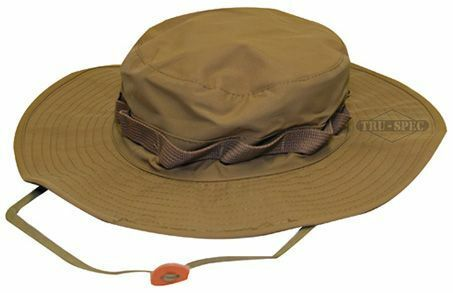 5c8c23e9544 TRU-SPEC H2o Proof Adjustable Boonie Hat Coyote 3353000 for sale ...