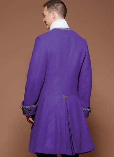 Motifs de coupe Outlander-Manteau-gilet taille 48-54