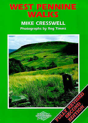 West Pennine Walks, Acceptable, Cresswell, Mike, Book