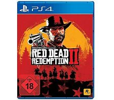 Red Dead Redemption 2 DayOne Edition PS4