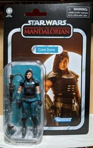 Star Wars The Vintage Collection Cara Dune 3.75 Inch Figure - Mandalorian VC164
