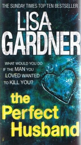1 of 1 - The Perfect Husband (Quincy & Rainie #1) Lisa Gardner (Paperback 2012) FREE POST
