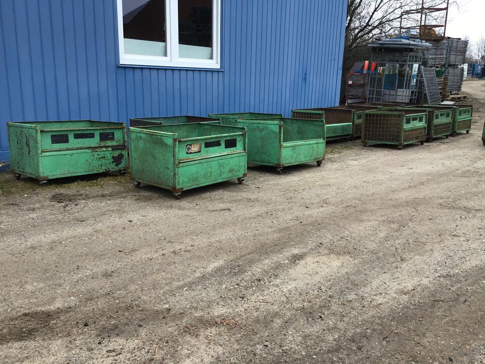"Rullebure ""Johan Qvist"" B765 x D575 x H490 mm"