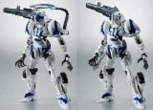 NEW ROBOT SPIRITS SideKMF CodeGeass Akito ALEXANDER Type-02LEILA & AYANO BANDAI