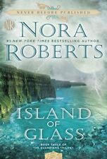 Guardians Trilogy: Island of Glass Bk. 3 by Nora Roberts (2016, Paperback)