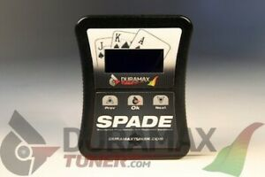 Efi Live Duramax Tunes >> Details About Duramax Tuner Efi Live Spade Programmer For 2011 2016 6 6l Chevy Gmc Lml Diesel
