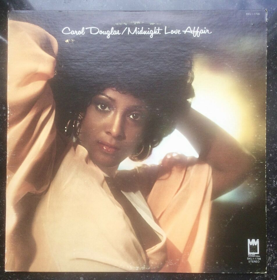 LP, Carol Douglas, Midnight Love Affair