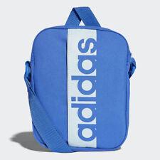c3e230a207 Adidas Performance Mini Bag Small Linear Messenger Shoulder Item Bag CF5009
