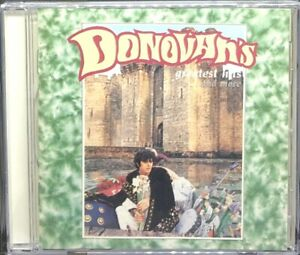 DONOVAN-GREATEST-HITS-AND-MORE-CD-ALBUM-1989