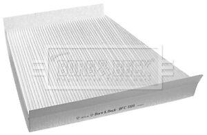 Borg-amp-Beck-Interior-Cabina-Polen-de-Filtro-de-aire-BFC1101-Original-5-Ano-De-Garantia