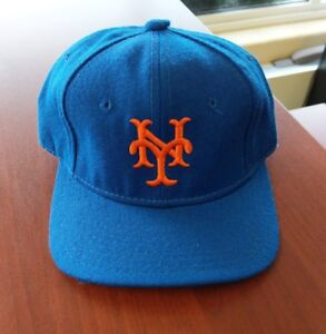 buy online 8cb7a e10b8 Image is loading New-Vintage-MLB-Sports-Specialties-NEW-YORK-METS-