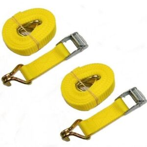 Bungee cord elastic set ratchet tie down cam buckle cargo lashing strap travel