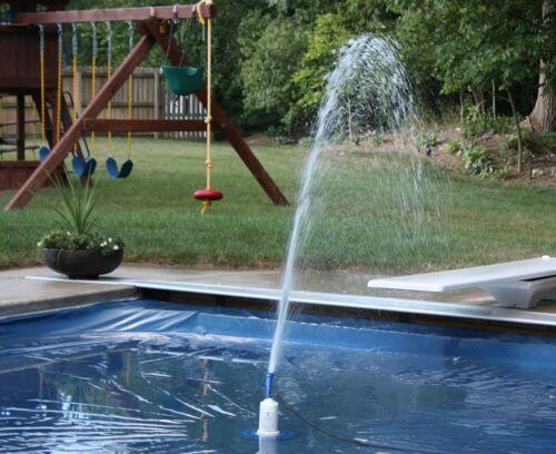 Coverblast Pool Winter Cover Pump Attachment Accessory