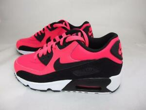 Details about NEW JUNIORS NIKE AIR MAX 90 LTR 833376 600