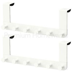 Image Is Loading 2 X Ikea Enudden Off White Over Door
