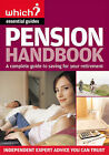 The Pension Handbook by Jonquil Lowe (Paperback, 2006)