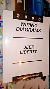 jeep liberty wiring diagram 2005 jeep liberty factory wiring diagrams manual all models 2wd 2008 jeep liberty wiring diagram 2005 jeep liberty factory wiring