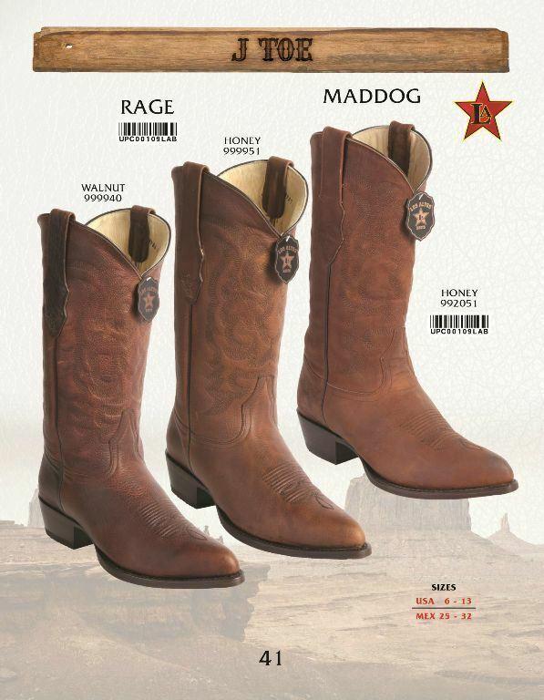 Los Altos Hombre Furia   Maddog J Punta Cowboy Oeste