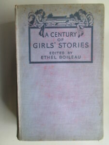 Acceptable-A-Century-Of-Girls-039-Stories-Boileau-Ethel-Editor-UNDATED-N