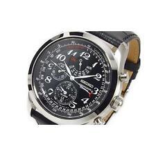 SEIKO SPC133P1 Men's Neo Classic Chronograph,Black Dial