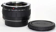 Kenko tele plus C-af 2x Teleplus mc7 para Canon 1 año garantías.