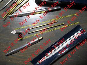 Refills Bulgari Bvlgari Eccentric pen ,penna,blue or black ink