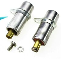 Condenser Set Fits Martin Outboard Boat Motor Ignition 7.5 Hp 10 Hp 17 Hp Wm1a