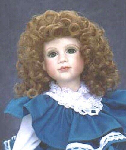 Monique Doll Wig size 4 New in Box ~ HEATHER ~ Auburn ~ALL WIGS ON SALE!!!