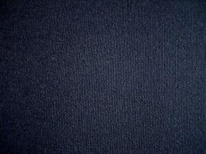Tissu d'ameublement toile d'extérieur bleu marine Sunbrella store banne 2ndchoix