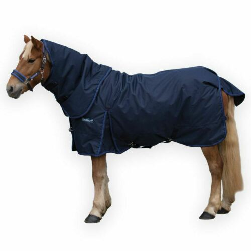Loveson Turnout Blanket 200g Plus Waterproof with Detachable Neck Cover