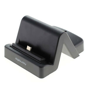 Dockingstation-Ladestation-fuer-Smartphone-und-Handy-mit-USB-C-Typ-C-Anschluss