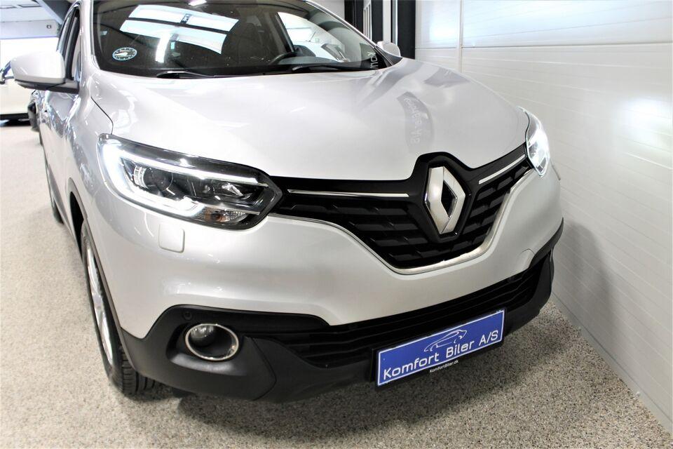Renault Kadjar 1,5 dCi 110 Zen Diesel modelår 2016 km 108000