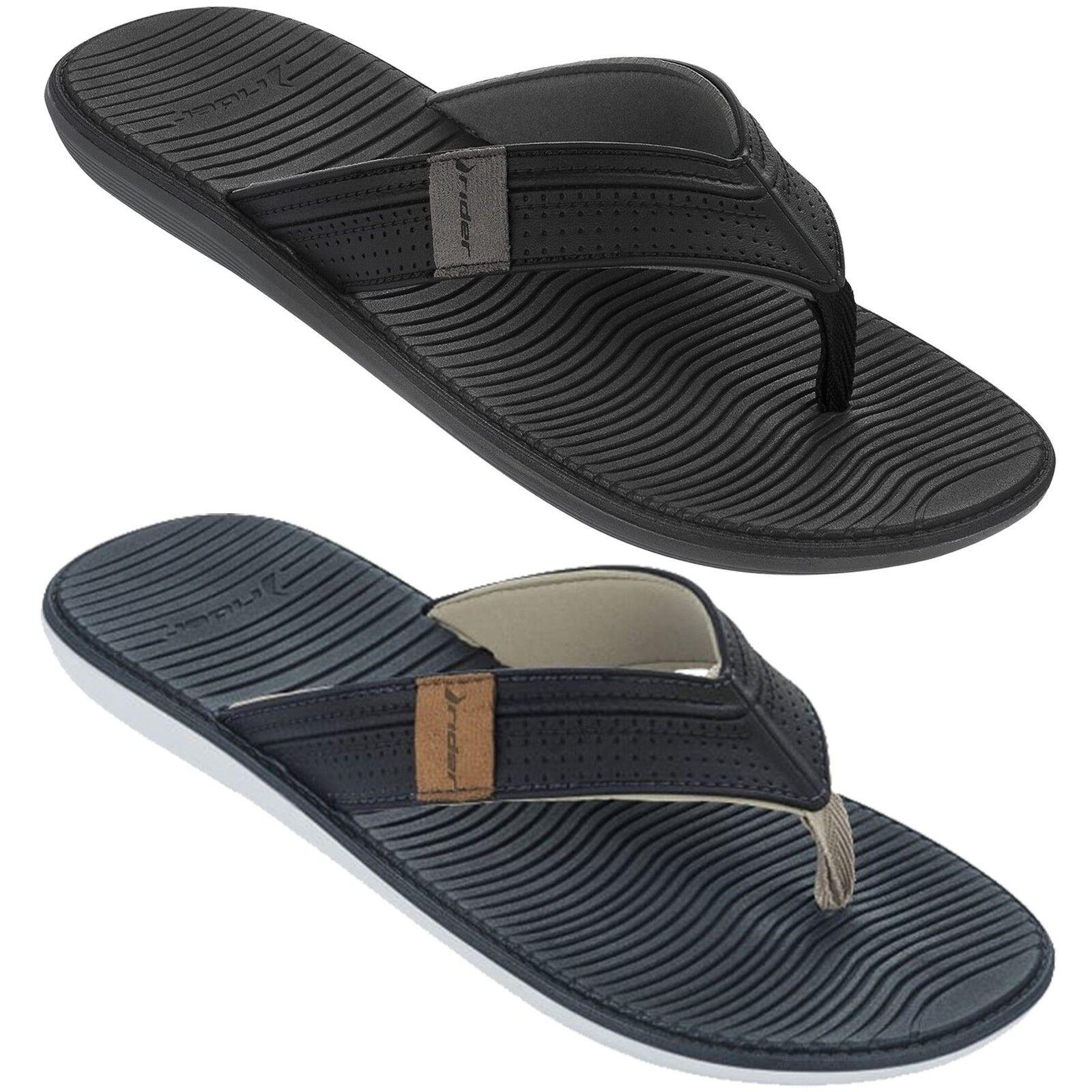 JMR007 Malta Mens Cushioned Water Repellent Non slip Flip Flops Thong Sandal