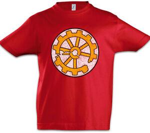 Anti-Traction-League-Kinder-Jungen-T-Shirt-Mortal-Gilde-Traktions-Engines-Liga