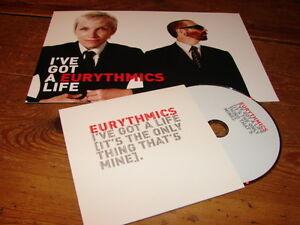 Eurythmics-i-039-Ve-Got-a-Life-Raro-French-Press-Paquete
