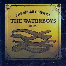 THE WATERBOYS : THE SECRET LIFE OF THE WATERBOYS 81-85 / CD - TOP-ZUSTAND
