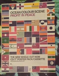 Ocean-colour-scene-1999-press-advert-Full-page-29-x-37-cm-poster