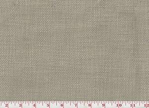 Taupe P Kaufmann Cotton Upholstery Fabric Made Usa Slubby
