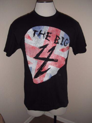 Big 4 2011 Concert Tour UK Metallica Megadeth Anthrax Slayer T Shirt S M L XL #2